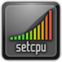 SetCPU for Root Users для Android