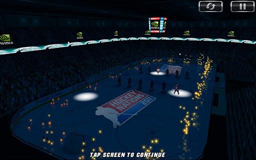 Скриншот 1 к национальная хоккейная